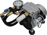 Matala Aeration System 1/4 Hp Mpc-60c + Air Filter Set + Pressure Gauge + Air