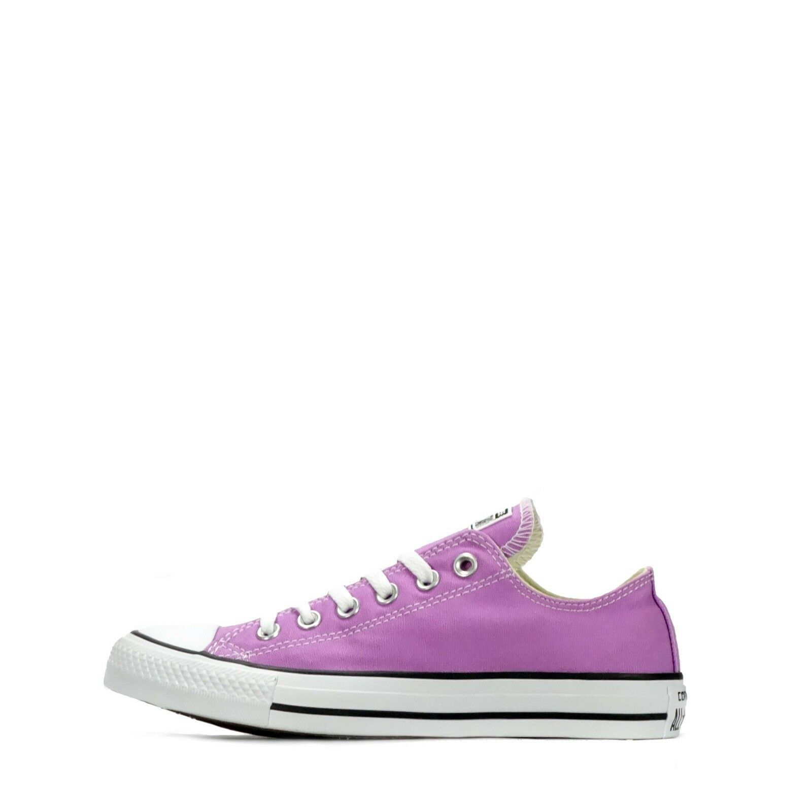 Converse Chuck Taylor All Star Ox Unisex Lace up shoes Plimsolls Fuchsia Glow