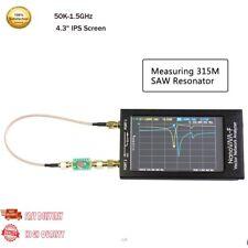 Nanovna F Vector Network Vna Antenna Analyzer 50k 15ghz 43 Ips Screen Ot16