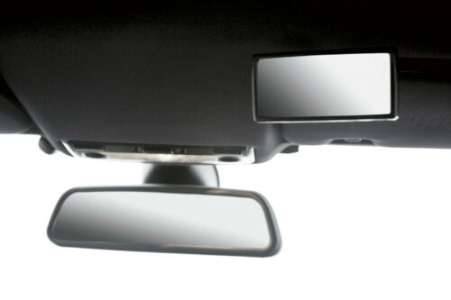 Baby On Board/' Safety Parent View Clip On Convex Mirror Black In Car /'Child
