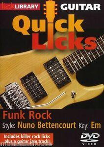 Lick library rock guitar torrents