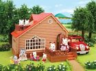 Sylvanian Families Log Cabin Dolls House 4370