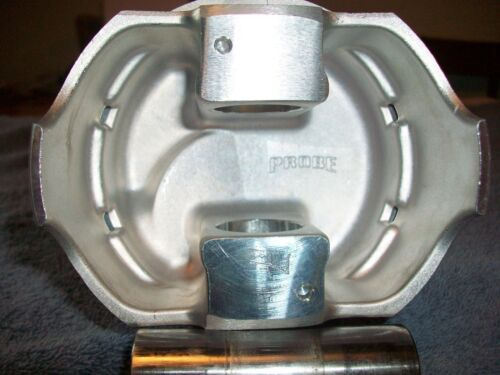 Chevy 502 USED Probe Piston 14495 .003 Over Size Replacement Pistons