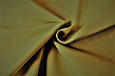 A35 LIGHT SAND COLOUR A ROBUST PURE COTTON FINE BROKEN TWILL WEAVE MADE IN ITALY
