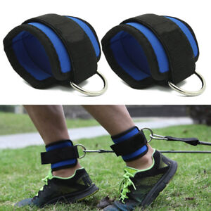 1X-Gym-Exercise-Fitness-Ankle-Strap-Belt-Strength-Muscle-Training-Pull-Leg-Band