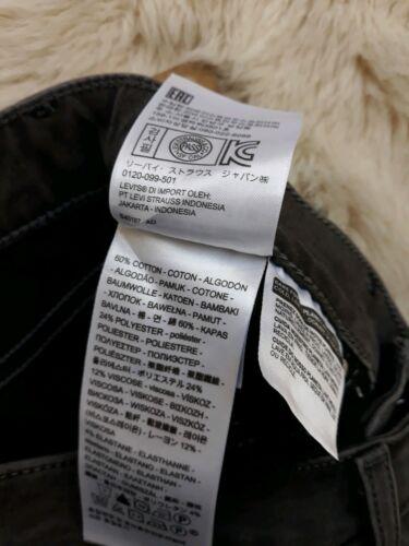 W24 ardoise skinny Uni Royaume 6 gris Taille Nouveau 711 Levis L30 Femme Femme Jean wf8aX4qB