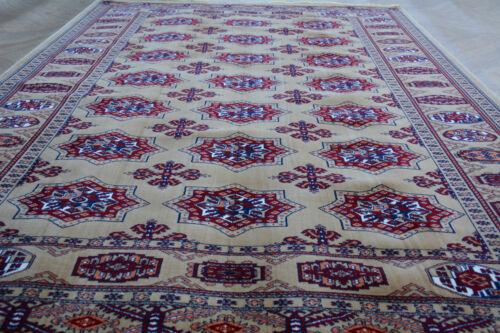 Gold Carpet Persian Silk Turkmen Oriental Afghan Rug Runner Small Medium Large