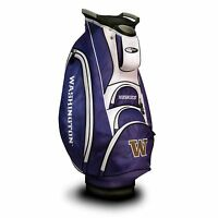 Team Golf Washington Huskies Victory Cart Golf Bag Sport and Outdoor