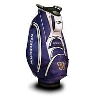 Team Golf Washington Huskies Victory Cart Golf Bag Sport and Outdoor