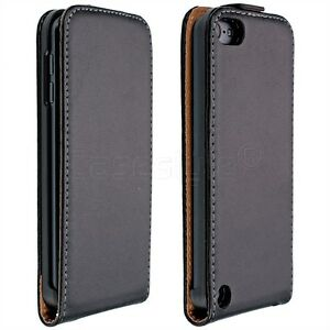 For-Apple-iPod-Touch-7-amp-6-Generation-Genuine-Leather-Flip-Case-Screen-Cover