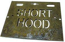 Lincoln Sa 200 Battery Cover Short Hood Bw703