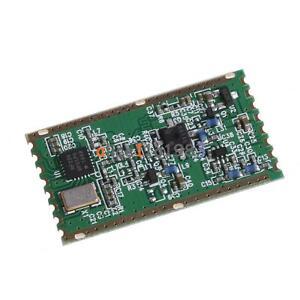 RFM23BP-433Mhz-HopeRF-30dBm-1W-High-Power-RF-Wireless-Transceiver-Module