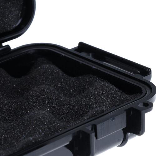 2pcs im Freien stoßfest schlagfest wasserdicht Box für kleine Werkzeuge