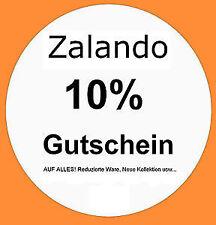 Zalando Gutschein 10% Auf ALLES!! Blitzversand