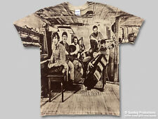 The Band -- All Over Shirt- size large - new, never been worn - free shipping!!