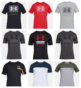 Under-Armour-Mens-T-Shirt-Sportstyle-Casual-Tee-Top