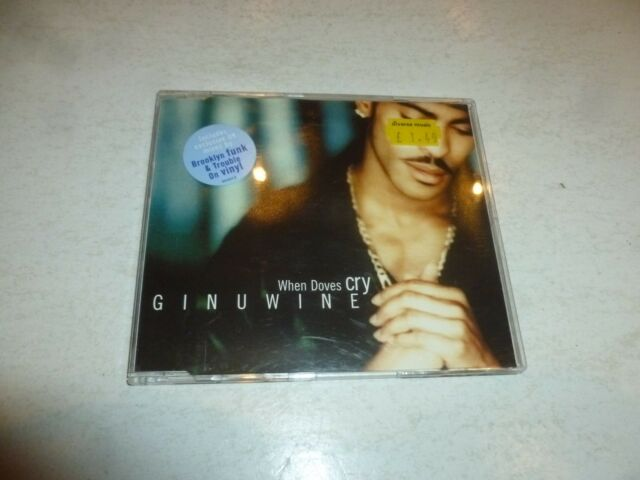 GINUWINE - When Doves Cry - 1997 UK 6-track CD Single