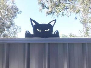 Cat Dog Amp Garden Devil Fence Topper Peeper Moulds Mould