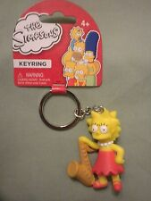 The Simpsons Lisa 3D Mini-Figure Key Chain