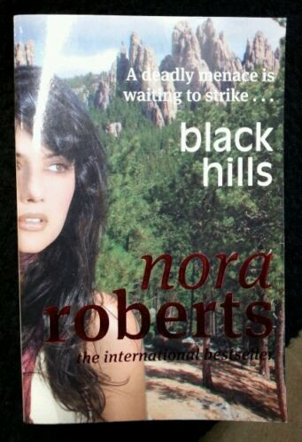 1 of 1 - Black Hills by Nora Roberts (Paperback, 2009)