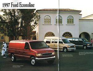 97 ford conversion van