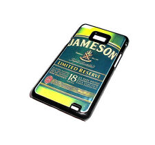 JAMESON LIMITED RESERVE SAMSUNG GALAXY S2 II  i9100 CASE SUPER FAST SHIPPING