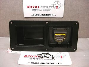 Toyota Tacoma Truck Bed Side Deck Pocket Box Power Outlet