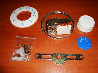 Thermostat Vs5 Pour Congelateur Universel Carefully Selected Materials Electroménager