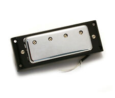 Allparts Chrome Humbucker Bridge Pickup for Gibson/Epiphone® EB Bass PU-0419-010