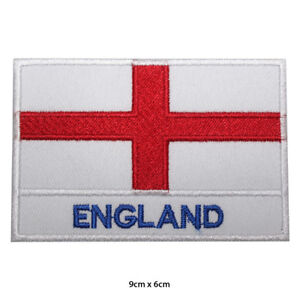England-National-Flag-Embroidered-Patch-Iron-on-Sew-On-Badge-For-Clothes-etc