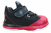 Air Jordan Toddler Cp3 Vii Shoes Black/red/white Bred Multiple Sizes Boys