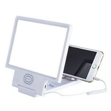 3D Magnifier Glass Universal Mobile Phone Screen Enlarge Screen with Speaker