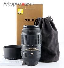 Nikon AF-S Nikkor 55-300 mm 4.5-5.6 DX G ED VR + OVP + TOP (200009)