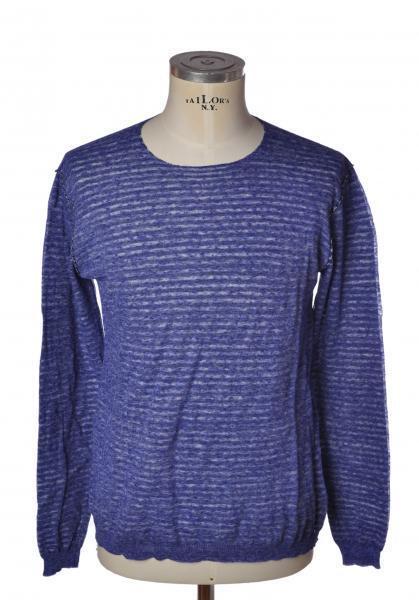 Hosio  -  Sweaters - Male - bluee - 2237314A180010