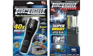 Bell + Howell Taclight and Taclight Lantern Ultimate Camping Bundle - NEW!