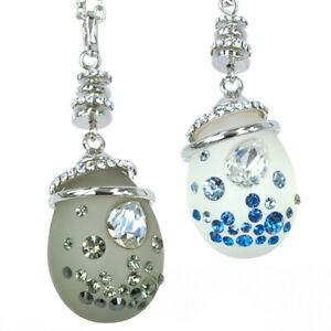 Starstruck Pear shaped raindrop Swarovski Elements crystal womens Pendant Neckla