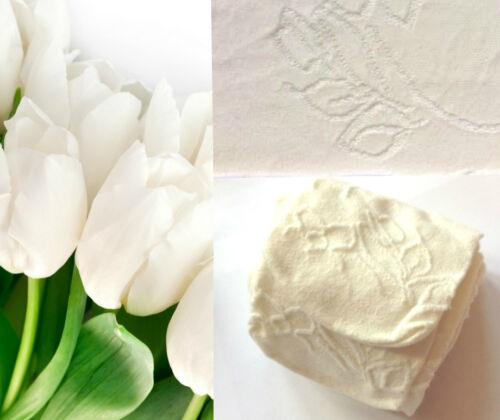 Les filles de luxe dentelle viscose demoiselles d/'honneur motif floral collants taille 2-7 ans