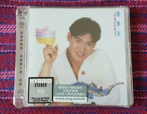 Jacky Cheung ( 張學友) ~ Jacky ( Hybrid Sacd Press with Serial number 969 ) Cd