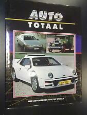 Lekturama Book Auto Totaal, Ford (JvH)