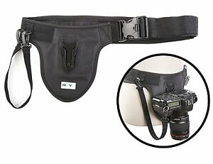 Movo-MB600-Universal-Camera-Belt-Holster-System-for-DSLR-amp-Mirrorless-Cameras