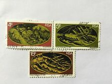 1973 South Africa Nice Stamps Set . SC 392-394