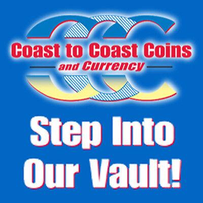 Coast to Coast Coins
