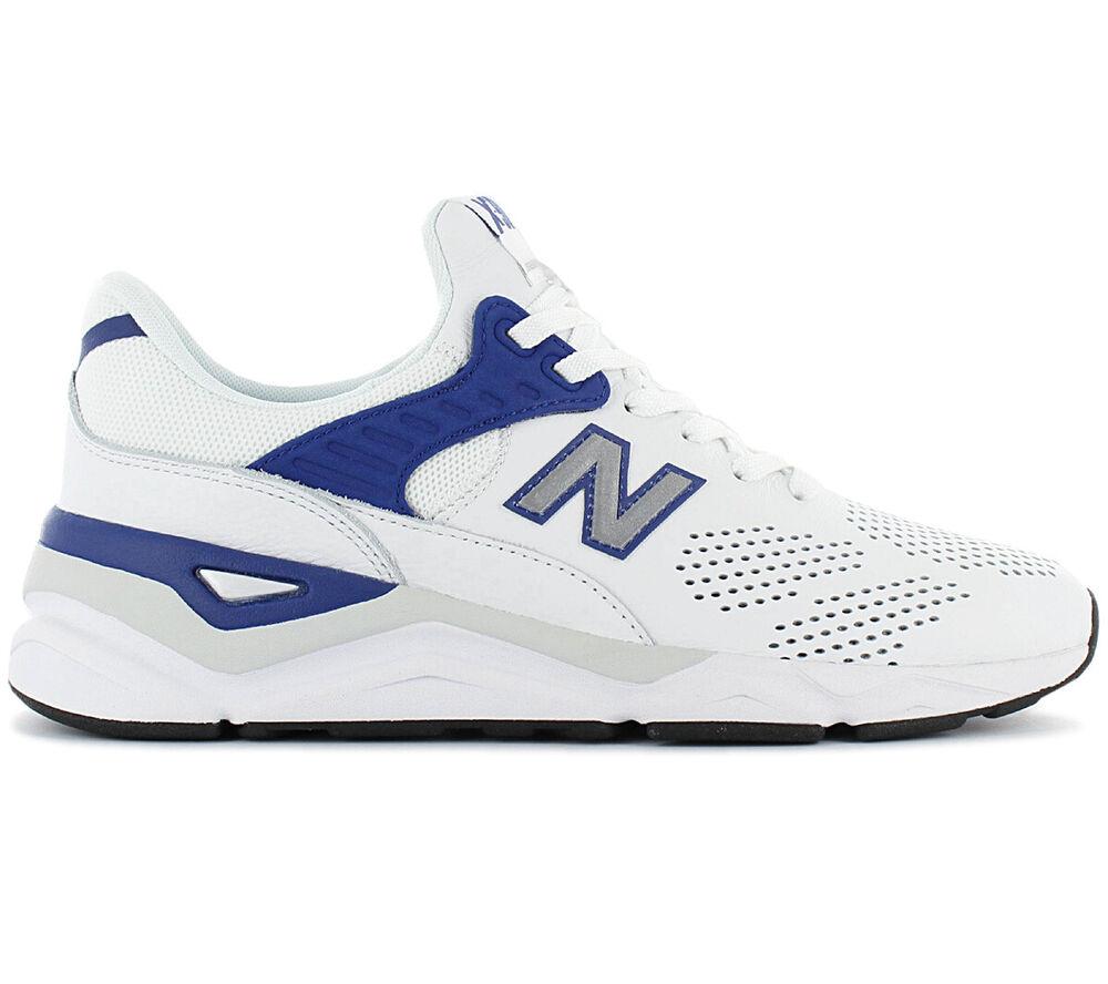 100% De Qualité New Balance X-90 Msx90hta Hommes Sneaker Blanc Chaussures De Sport Neuf Avoir Un Style National Unique