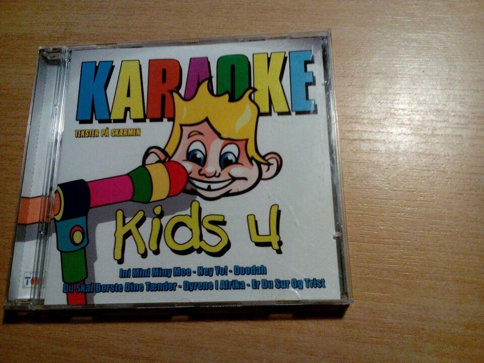 Karaoke: Kids 4, andet