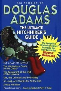Book review: the hitchhiker's guide to the galaxy, by douglas.