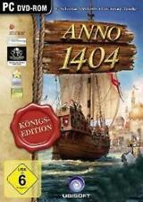 Anno 1404 + Anno 1503 Königsedition Deutsch OVP Neuwertig