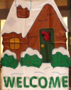 Welcome-Cabin-Windsculpt-House-Flag-by-NCE-90915