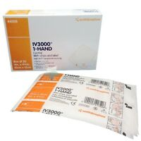 Iv3000 1 Hand Delivery Transparent Dressing 4 X 4.75 - Box Of 50