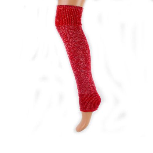 Luxurious Glitter Leg Warmer  Ladies Teen Girls Legwarmers IN VARIOUS COLOUR