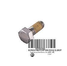 207382060 Ski-Doo Sea-Doo New OEM Screw Hex Cap Din NOS 931